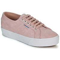 Schuhe Damen Sneaker Low Superga 2730 SUEU Rose