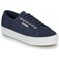 Schuhe Damen Sneaker Low Superga 2730 SUEU Navy