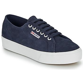 Schuhe Damen Sneaker Low Superga 2730 SUEU Navy