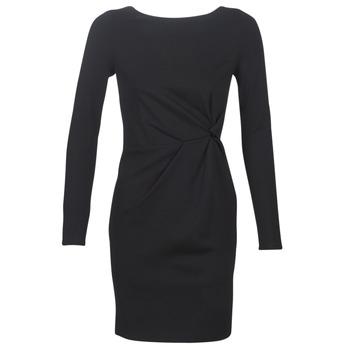 Kleidung Damen Kurze Kleider Ikks BP30155-02 Schwarz