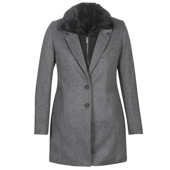 Kleidung Damen Mäntel Ikks BP44235-29 Grau
