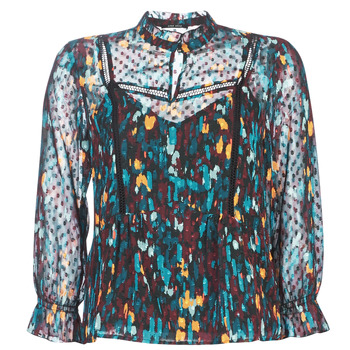 Kleidung Damen Tops / Blusen One Step CARTER Blau