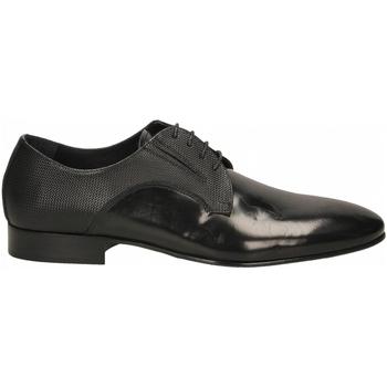 Schuhe Herren Derby-Schuhe Eveet REX TWIST NERO nero