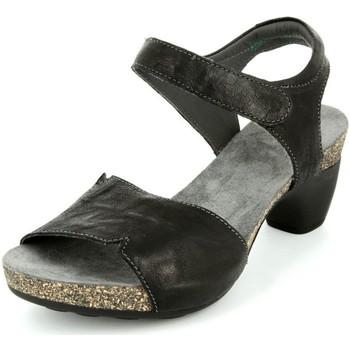 Schuhe Damen Sandalen / Sandaletten Think Sandaletten Traudi 89572-09 schwarz