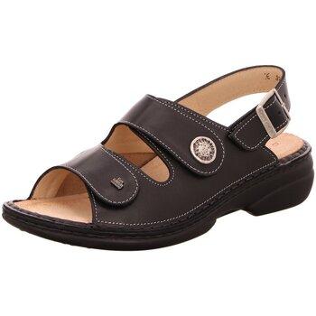 Schuhe Damen Sandalen / Sandaletten Finn Comfort Sandaletten ISERA 05004-900931 schwarz