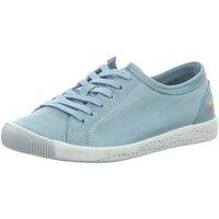 Schuhe Damen Derby-Schuhe & Richelieu Softinos Schnuerschuhe Isla 900154-530 diesel blau