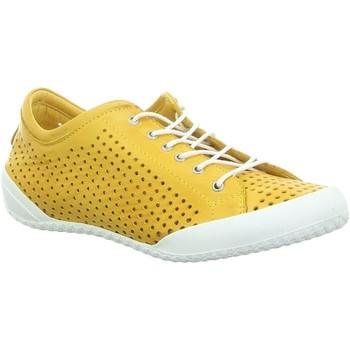 Schuhe Damen Derby-Schuhe & Richelieu Andrea Conti Schnuerschuhe 0345767051 gelb