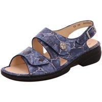 Schuhe Damen Sandalen / Sandaletten Finn Comfort Sandaletten Milos 02560,637430 blau