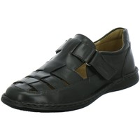 Schuhe Herren Slipper Sioux Slipper Elcino 36320 schwarz