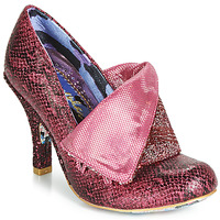 Schuhe Damen Pumps Irregular Choice FLICK FLACK Rose
