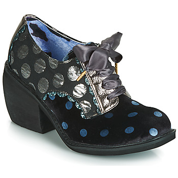 Schuhe Damen Low Boots Irregular Choice TIPPLE Schwarz