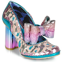 Schuhe Damen Pumps Irregular Choice BOWTASING Rose / Blau