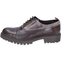 Schuhe Herren Derby-Schuhe & Richelieu Ossiani elegante leder braun