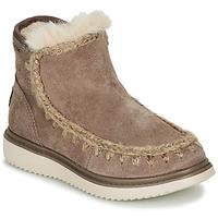 Schuhe Mädchen Schneestiefel Geox J THYMAR GIRL Grau