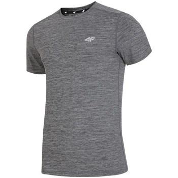 Kleidung Herren T-Shirts 4F H4L19 TSMF002