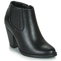Schuhe Damen Low Boots Les Petites Bombes TERRY Schwarz