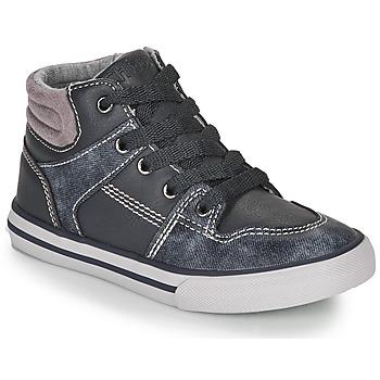 Schuhe Jungen Sneaker High Chicco CAMILLO Blau / Grau