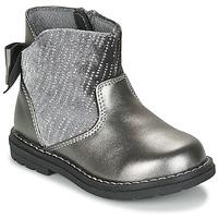 Schuhe Mädchen Klassische Stiefel Chicco CORRY Grau