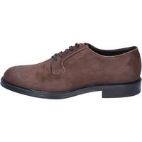 Schuhe Herren Derby-Schuhe & Richelieu Triver Flight elegante wildleder braun