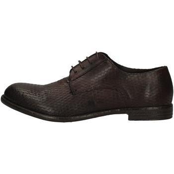Schuhe Herren Derby-Schuhe Pawelk's 19013 Braun