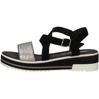 Schuhe Damen Sandalen / Sandaletten IgI&CO 31917/00 BLACK
