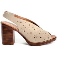 Schuhe Damen Sandalen / Sandaletten Bryan 620 Beige