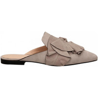 Schuhe Damen Pantoletten / Clogs Elvio Zanon CAMOSCIO lavanda