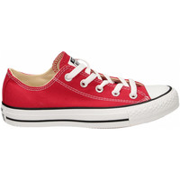 Schuhe Sneaker Low All Star OX CANVAS red-rosso