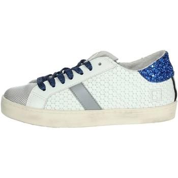 Schuhe Jungen Sneaker Low Date HILL LOW  JR  Platin