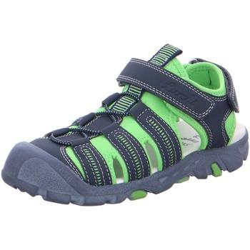 Schuhe Jungen Sandalen / Sandaletten Salamander Schuhe Sandalette 33-17904-22 blau