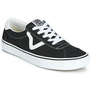 Schuhe Sneaker Low Vans VANS SPORT Schwarz