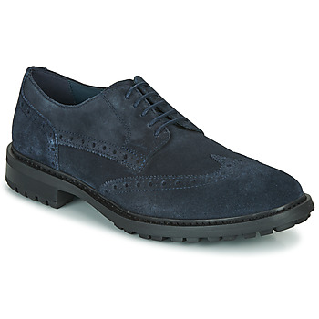 Schuhe Herren Derby-Schuhe Geox U BRENSON D Navy