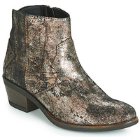 Schuhe Damen Boots Elue par nous FLO Bronze