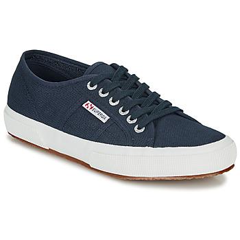 Schuhe Sneaker Low Superga 2750 COTU CLASSIC Blau / Marine