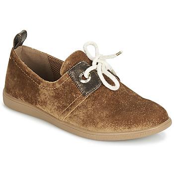 Schuhe Damen Sneaker Low Armistice STONE ONE Camel