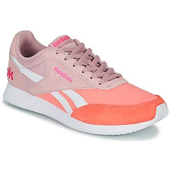 Schuhe Damen Sneaker Low Reebok Classic ROYAL JOG Grau