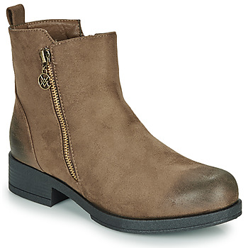 Schuhe Damen Boots Chattawak VAMP Maulwurf
