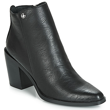 Schuhe Damen Low Boots Chattawak LATINA Schwarz