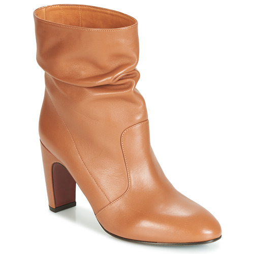 Schuhe Damen Low Boots Chie Mihara EVIL Camel