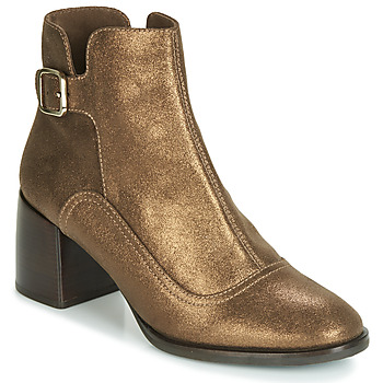 Schuhe Damen Low Boots Chie Mihara OMAYO Gold