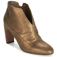 Schuhe Damen Low Boots Chie Mihara FEDORA Gold
