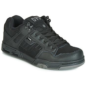 Schuhe Sneaker Low DVS ENDURO HEIR Schwarz