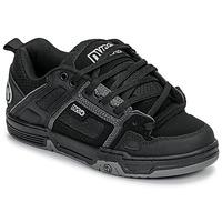 Schuhe Sneaker Low DVS COMANCHE Schwarz