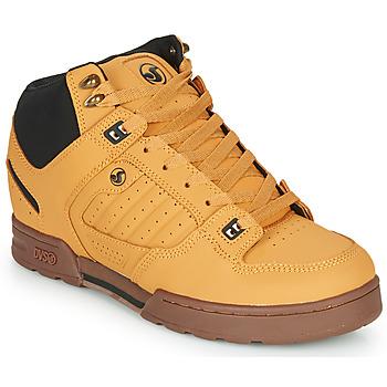Schuhe Herren Boots DVS MILITIA BOOT Braun