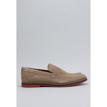 Schuhe Herren Slipper Krack 1240021 Beige