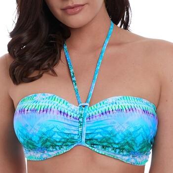 Kleidung Damen Bikini Ober- und Unterteile Freya AS5870 BLN Blau