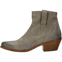 Schuhe Damen Ankle Boots Cube 200 GRAY