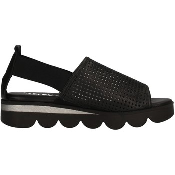 Schuhe Damen Sandalen / Sandaletten The Flexx VICTORY BLACK