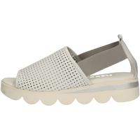 Schuhe Damen Sandalen / Sandaletten The Flexx VICTORY WEISS