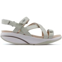 Schuhe Damen Sandalen / Sandaletten Mbt KIBURI W TAUPE